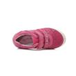 D.D.step rózsaszín két tépőzáras lány cipő nagyon keskeny lábra