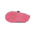 D.D.Step Kislány kék-rózsaszín vászoncipő,két tépőzáras cica mintával ovis benti cipőnek is alkalmas