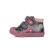 Ponte20 szupinált metálkék-rózsaszín lány cipő meg erősített orral