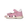 Ponte20 szupinált pink-fehér lány szandál