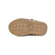 Ponte20 Szupinált kislány cipő óarany-bézs két tépőzáras nagyon kényelmes  ,keskeny és normál lábra is jó