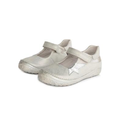D.D,step fehér lány balerina szandálcipő