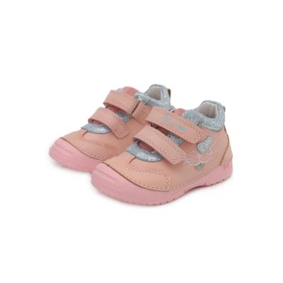 D.D.step rózsaszín első lépés lány cipő gumi orral amitől nagyon strapabíró lesz