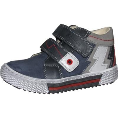 Szamos átmeneti cipő kék-szürke fiú cipő