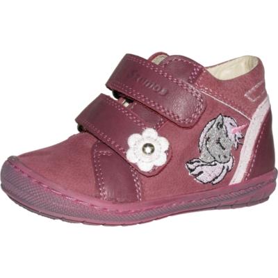 Szamos sötét mályva két tépőzáras első lépés lány cipő