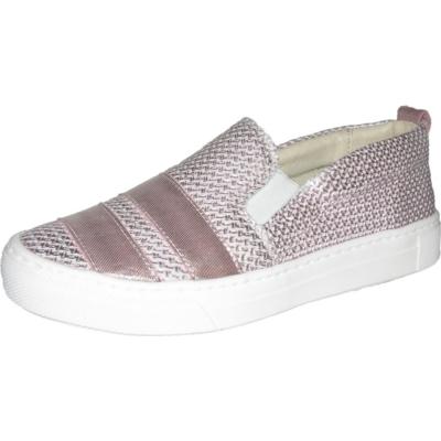 Szamos  rózsaszín slip on lány cipő, nagyon kényelmes