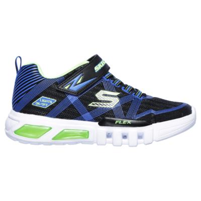 Skechers világitó talpú fiú sport cipő