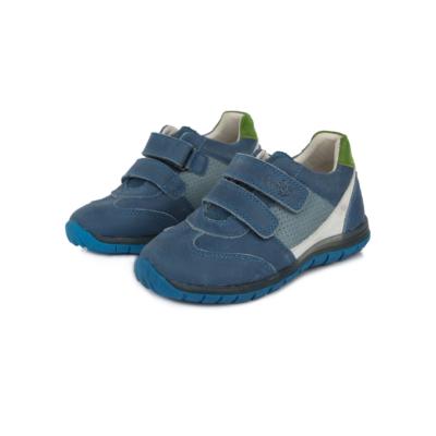 Ponte20 szupinált világoskék-fehér fiú gyerekcipő sportcipő fazon
